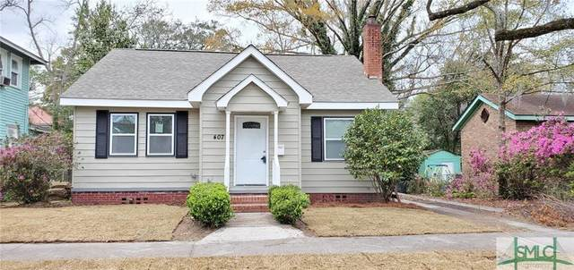 407 Lawton Avenue, Savannah, GA 31404 (MLS #219990) :: The Arlow Real Estate Group