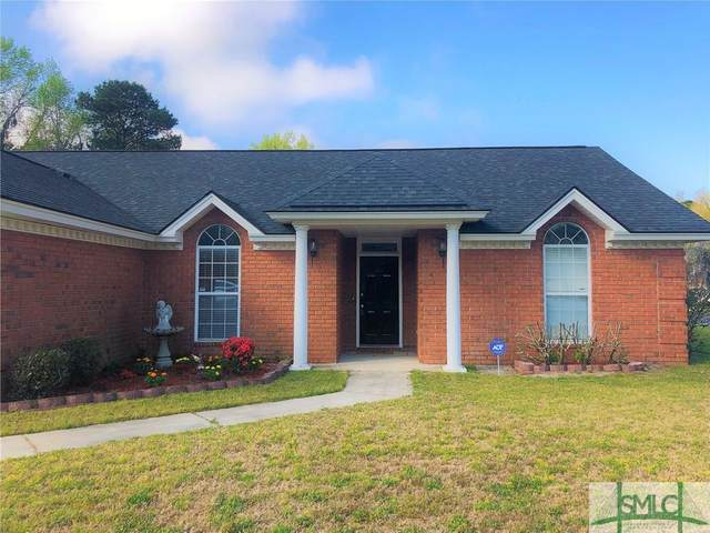 1 Emmet Court, Savannah, GA 31419 (MLS #220001) :: Coastal Savannah Homes