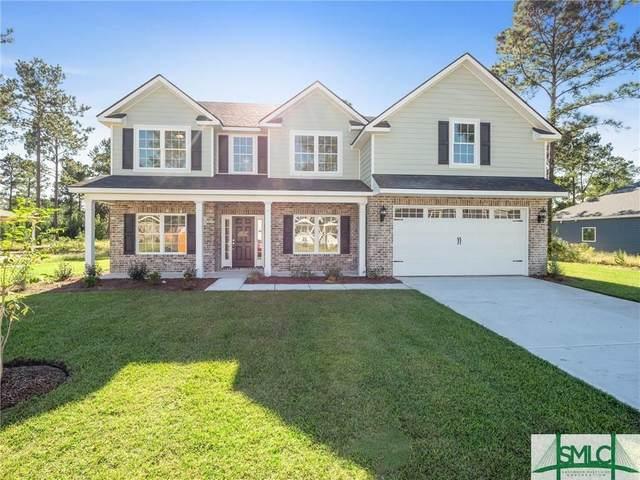 94 Crawford Lane, Richmond Hill, GA 31324 (MLS #220032) :: The Arlow Real Estate Group