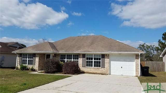 128 Berwick Lakes Boulevard, Pooler, GA 31322 (MLS #220072) :: Keller Williams Realty-CAP