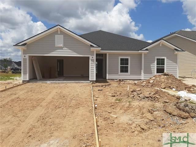116 Merribee Lane, Pooler, GA 31322 (MLS #220075) :: Heather Murphy Real Estate Group