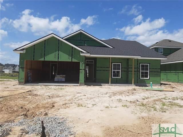 108 Merribee Lane, Pooler, GA 31322 (MLS #220096) :: Heather Murphy Real Estate Group
