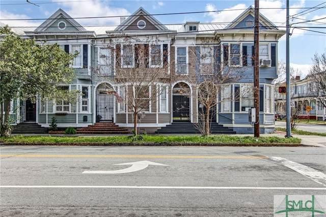 1318 Abercorn Street, Savannah, GA 31401 (MLS #220107) :: Keller Williams Realty-CAP