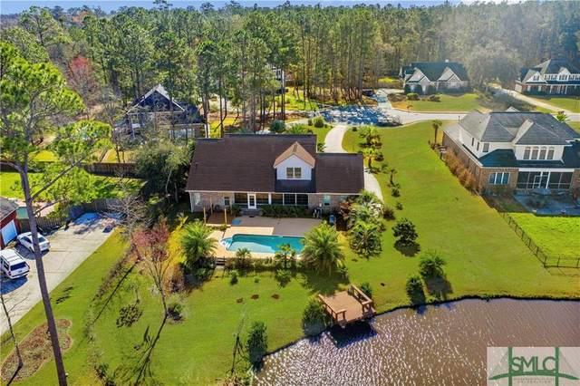 331 Purple Plum Drive, Rincon, GA 31326 (MLS #220126) :: Heather Murphy Real Estate Group