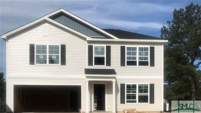 44 Blackberry Circle, Guyton, GA 31312 (MLS #220137) :: The Arlow Real Estate Group