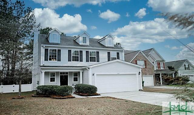 536 Wheatfield Court, Pooler, GA 31322 (MLS #220187) :: Keller Williams Realty-CAP