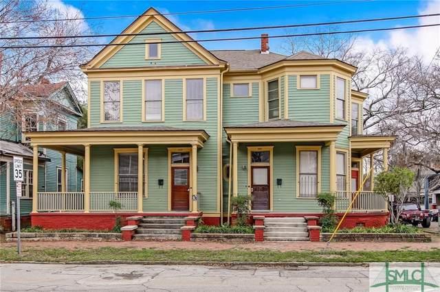 2203 Barnard Street, Savannah, GA 31401 (MLS #220227) :: The Arlow Real Estate Group