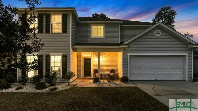49 Tranquil Place, Pooler, GA 31322 (MLS #220271) :: The Arlow Real Estate Group