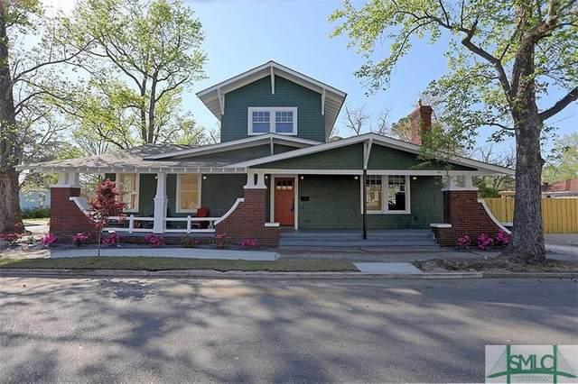 862 E 35th Street, Savannah, GA 31401 (MLS #220285) :: The Arlow Real Estate Group
