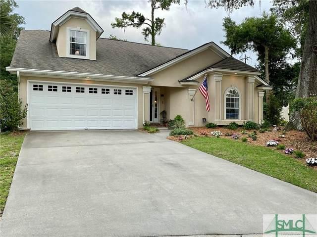 4 Sassafras Trail, Savannah, GA 31404 (MLS #220413) :: The Arlow Real Estate Group