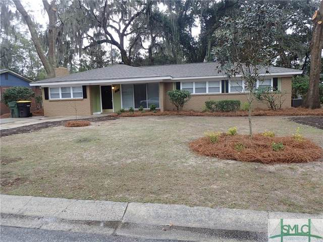 11 Silverstone Circle, Savannah, GA 31406 (MLS #220437) :: The Sheila Doney Team