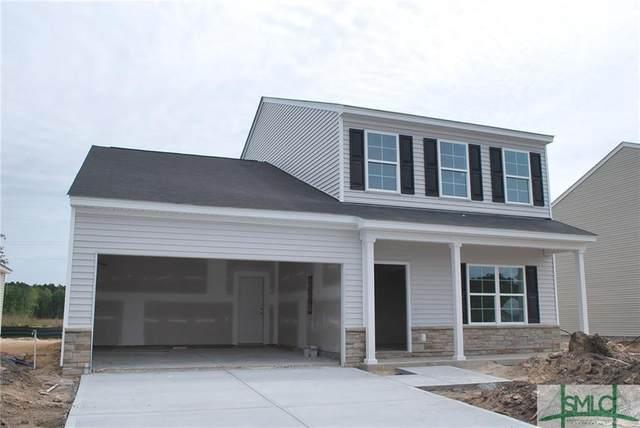 14 Wild Silk Way, Port Wentworth, GA 31407 (MLS #220457) :: The Arlow Real Estate Group