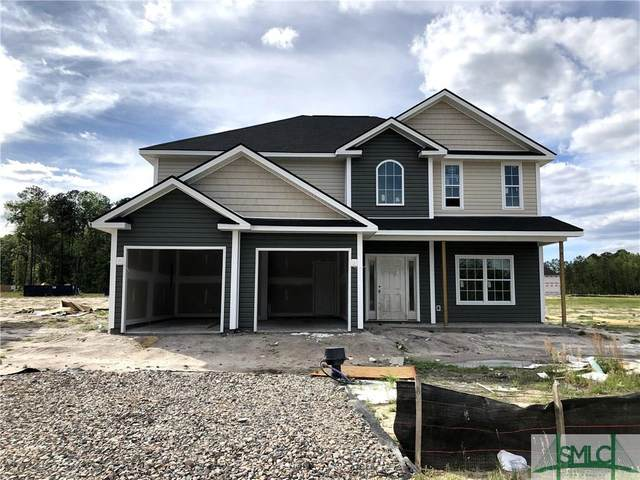 390 Rutledge Circle, Hinesville, GA 31313 (MLS #220469) :: Heather Murphy Real Estate Group