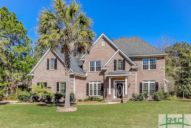40 Eddenfield Lane, Richmond Hill, GA 31324 (MLS #220539) :: The Arlow Real Estate Group