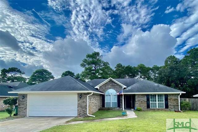 1931 Bluestone Loop, Hinesville, GA 31313 (MLS #220740) :: Partin Real Estate Team at Luxe Real Estate Services