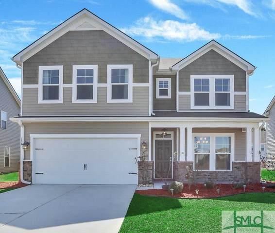 134 Wind Willow Drive, Savannah, GA 31407 (MLS #220764) :: Heather Murphy Real Estate Group