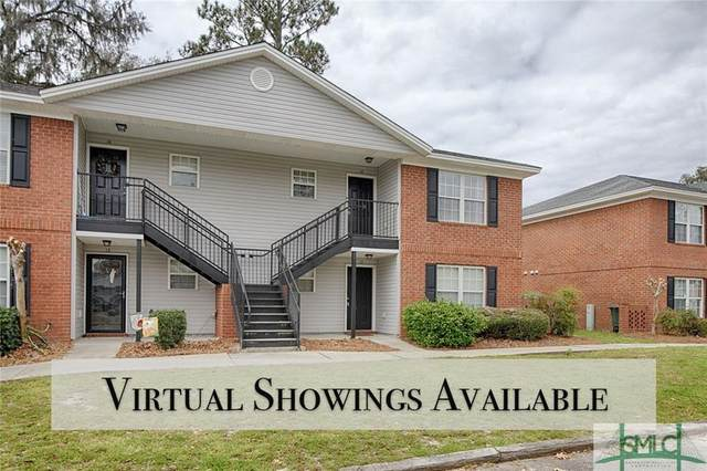 310 Tibet Avenue #16, Savannah, GA 31406 (MLS #221039) :: Liza DiMarco