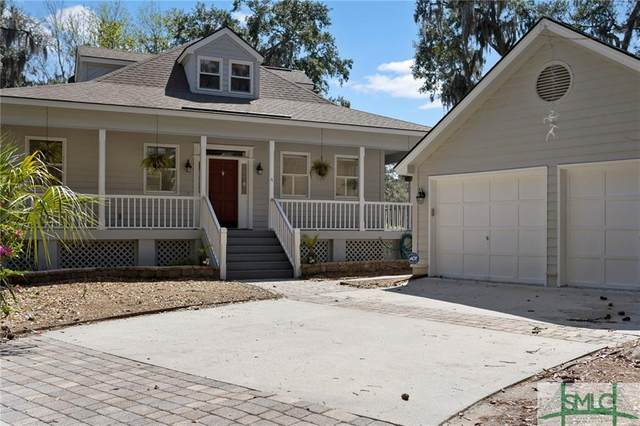 4 Schroeder Court, Savannah, GA 31411 (MLS #221064) :: Partin Real Estate Team at Luxe Real Estate Services