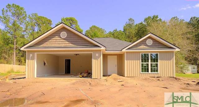 4 Hidden Creek Drive, Guyton, GA 31312 (MLS #221100) :: Keller Williams Realty-CAP