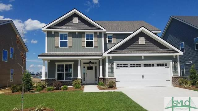 21 Brookhaven Drive, Savannah, GA 31407 (MLS #221134) :: The Arlow Real Estate Group
