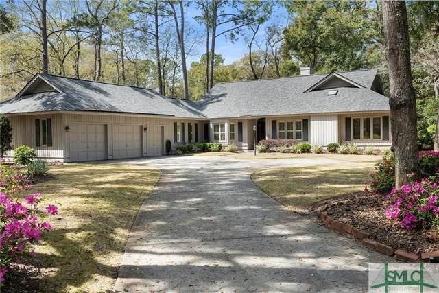 2 Gossamer Lane, Savannah, GA 31411 (MLS #221233) :: Robin Lance Realty