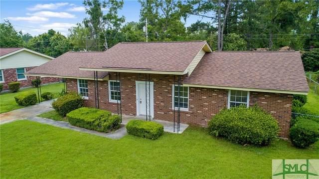 1440 Claremont Circle, Savannah, GA 31415 (MLS #221240) :: Bocook Realty