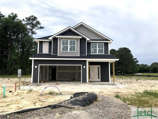 807 Fairview Circle, Hinesville, GA 31313 (MLS #221268) :: Heather Murphy Real Estate Group