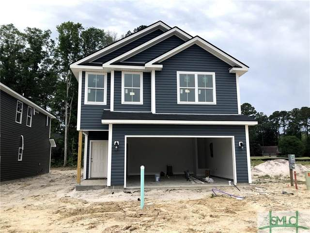 823 Fairview Circle, Hinesville, GA 31313 (MLS #221287) :: Heather Murphy Real Estate Group