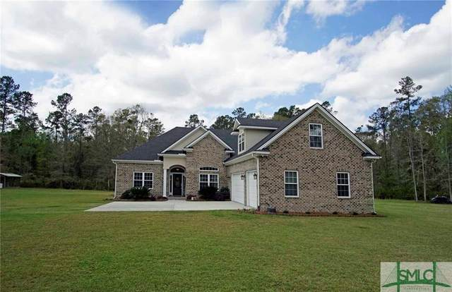 522 Dunham Marsh Trail, Richmond Hill, GA 31324 (MLS #221300) :: Bocook Realty