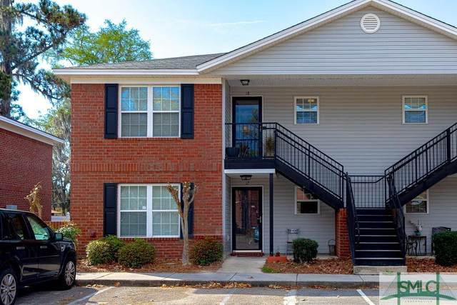 310 Tibet Avenue #18, Savannah, GA 31406 (MLS #221549) :: Heather Murphy Real Estate Group