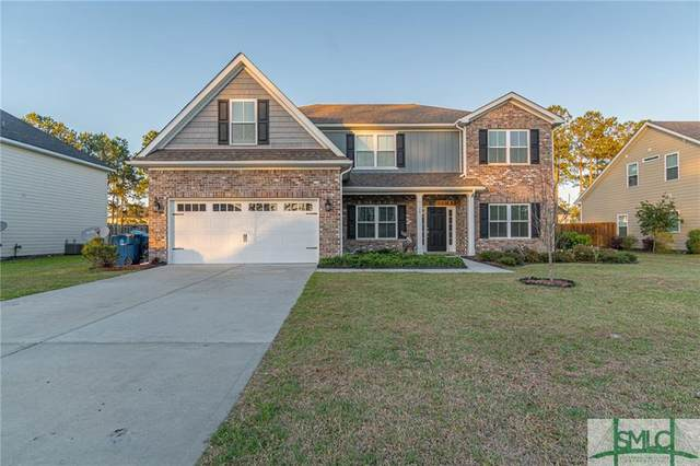 56 Roundstone Way, Richmond Hill, GA 31324 (MLS #221555) :: The Arlow Real Estate Group