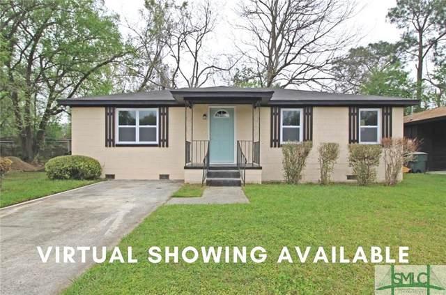 1806 Archer Street, Savannah, GA 31405 (MLS #221567) :: Bocook Realty