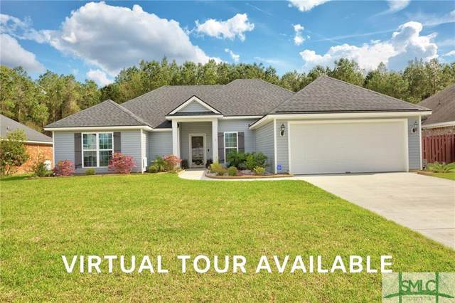 7 Club House Drive, Savannah, GA 31419 (MLS #221667) :: Heather Murphy Real Estate Group