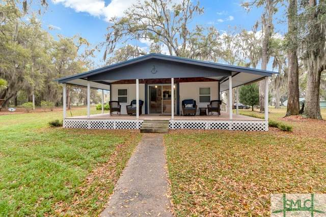 267 Oyster Point Drive, Midway, GA 31320 (MLS #221736) :: The Arlow Real Estate Group