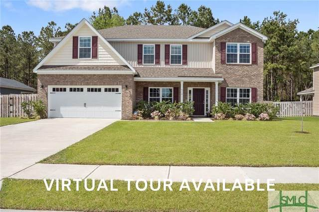 310 Wicklow Drive, Richmond Hill, GA 31324 (MLS #221767) :: The Arlow Real Estate Group