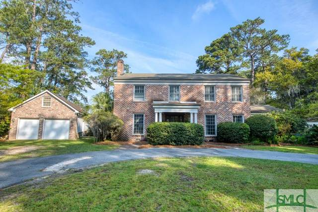 116 Country Club Drive, Savannah, GA 31410 (MLS #221794) :: Heather Murphy Real Estate Group