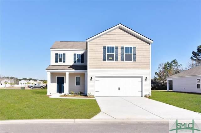 114 Cotton Bluff Court, Guyton, GA 31312 (MLS #221810) :: Bocook Realty