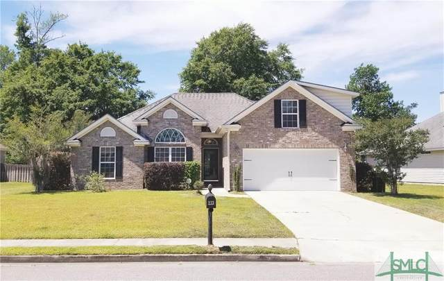 233 Sweetwater Station Drive, Savannah, GA 31419 (MLS #221822) :: The Arlow Real Estate Group