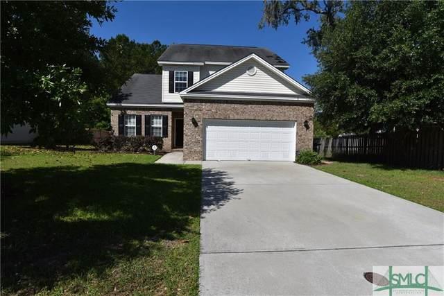 3 Concordia Drive, Savannah, GA 31419 (MLS #221826) :: Heather Murphy Real Estate Group