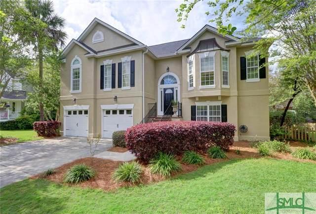 4 Briarberry Cove, Savannah, GA 31406 (MLS #221843) :: Liza DiMarco