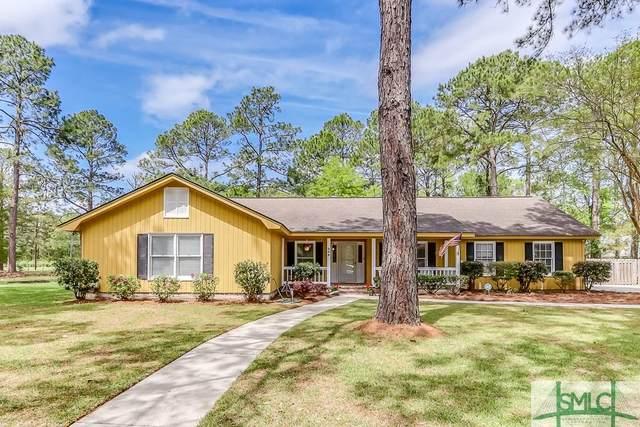 208 W Southfield Drive, Savannah, GA 31419 (MLS #221861) :: Heather Murphy Real Estate Group