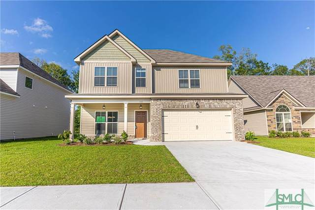 121 Annie Dr. Drive, Guyton, GA 31312 (MLS #221933) :: The Arlow Real Estate Group