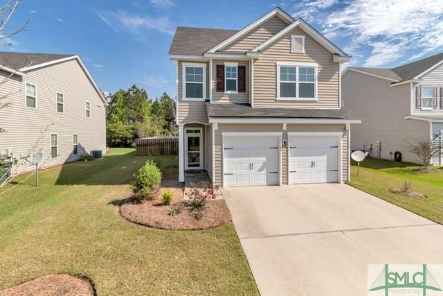 278 Willow Point Circle, Savannah, GA 31407 (MLS #221939) :: Heather Murphy Real Estate Group