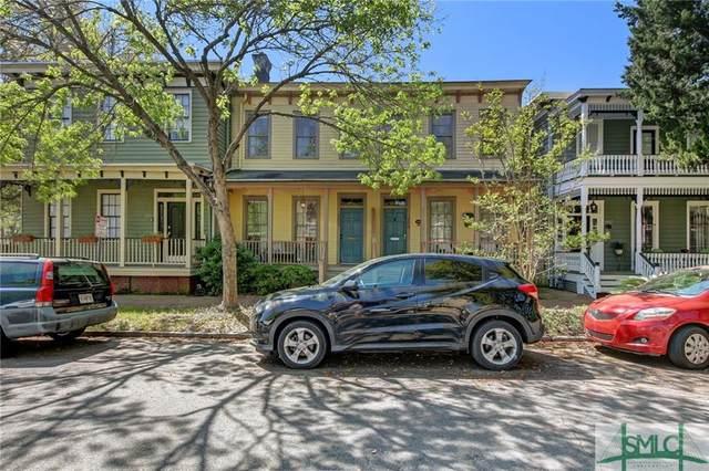 203 W Duffy Street, Savannah, GA 31401 (MLS #221964) :: Heather Murphy Real Estate Group