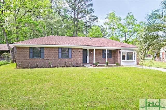 415 James Road, Pooler, GA 31322 (MLS #222029) :: The Arlow Real Estate Group