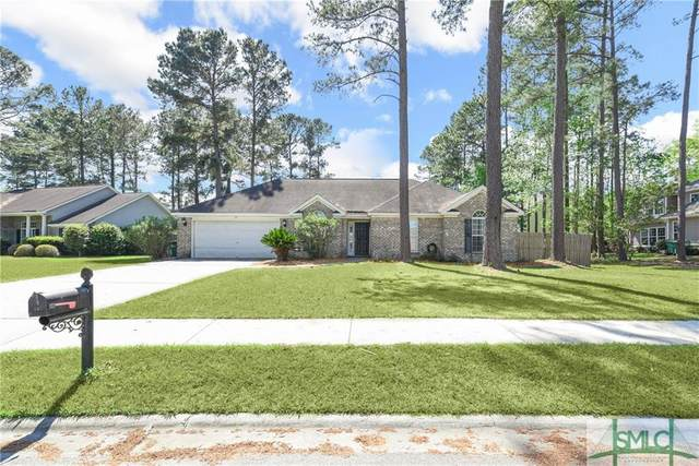 442 Plantation Place, Rincon, GA 31326 (MLS #222038) :: The Sheila Doney Team