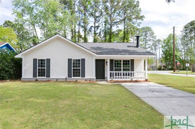 156 Marian Circle, Savannah, GA 31406 (MLS #222040) :: The Arlow Real Estate Group