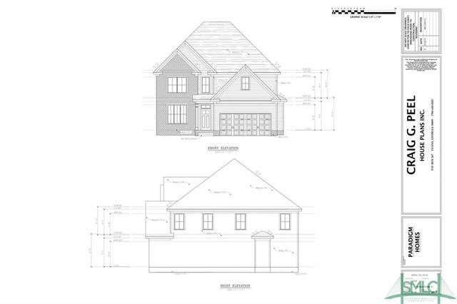 164 Laguna Way, Savannah, GA 31405 (MLS #222083) :: The Arlow Real Estate Group