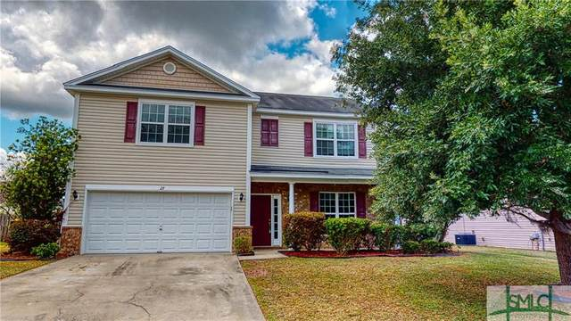29 Wesleyan Drive, Savannah, GA 31419 (MLS #222124) :: Heather Murphy Real Estate Group