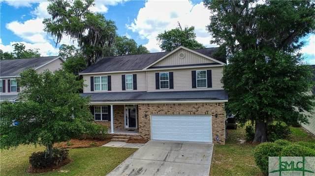 22 Concordia Drive, Savannah, GA 31419 (MLS #222126) :: Partin Real Estate Team at Luxe Real Estate Services